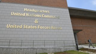 Headquarters of the United Nations Command and United States Forces Korea