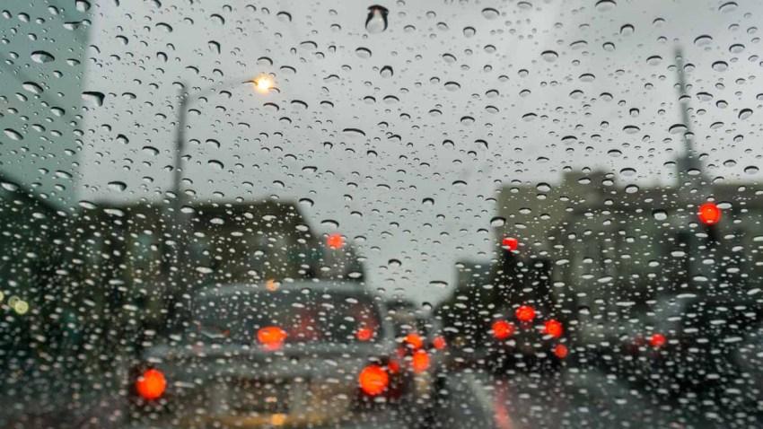 SHUTTERSTOCK lluvia mal tiempo
