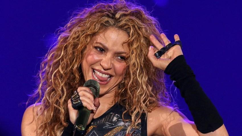 Concierto de Shakira en Lisboa