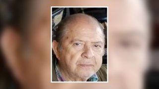 Antonio Quiroz desaparecido