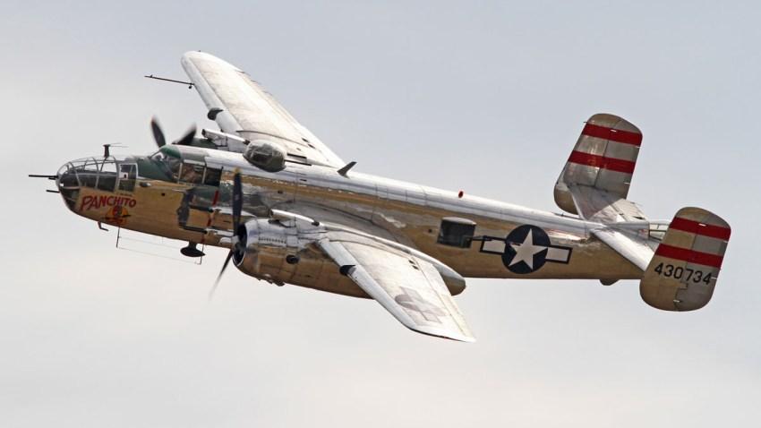 Avión de la Segunda Guerra Mundial