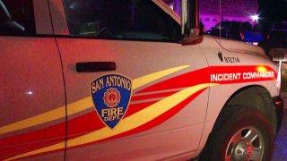 Departamento de Bomberos de San Antonio