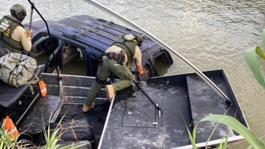 Decomiso de marihuana en el Río Grande