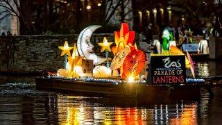 Desfile de Linternas