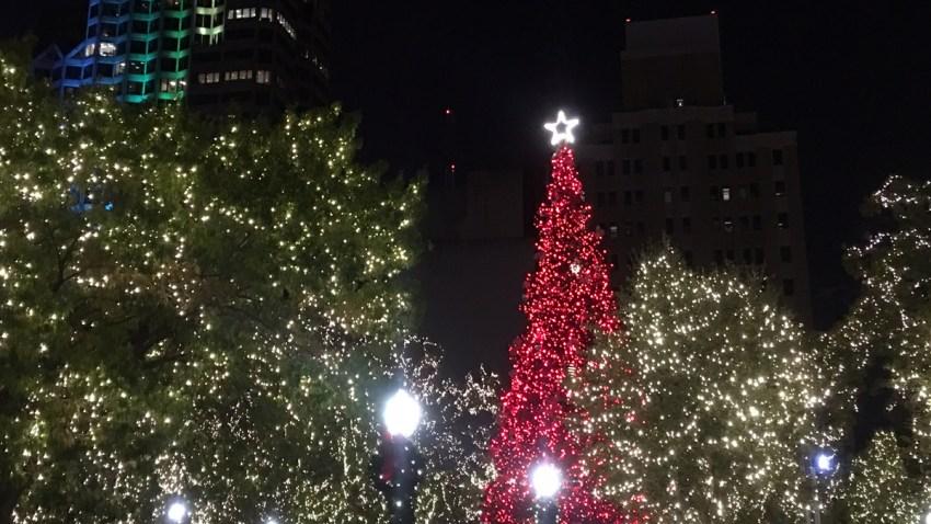 10 Lugares Para Ver Luces De Navidad En San Antonio