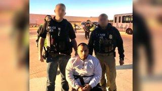 Sospechoso deportado
