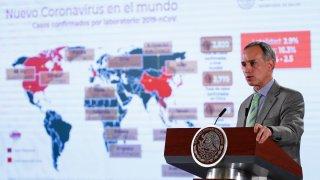 Subsecretario de Salud de México explica panorama por coronavirus