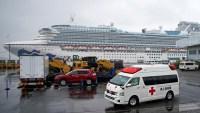 El coronavirus mata a dos pasajeros del crucero Diamond Princess