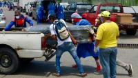 COVID-19 en Latinoamérica: la ciudad donde viven entre los muertos