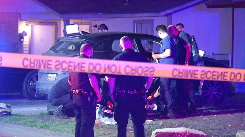 Mujer asesinada en Olmos Drive