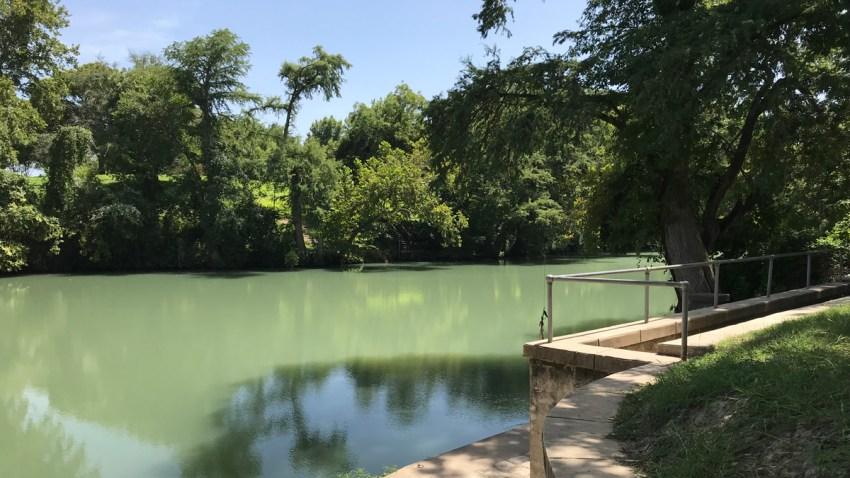 Río Guadalupe en Texas