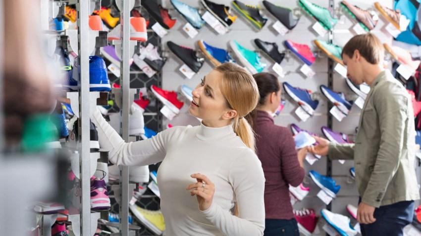 tiendas zapatos deportivos