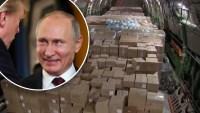 La ayuda que Putin le mandó a Trump para combatir el coronavirus en EEUU