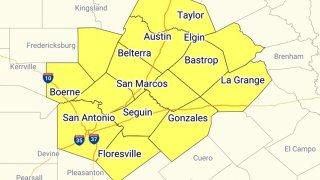 Vigilancia de tornados para mayo 12