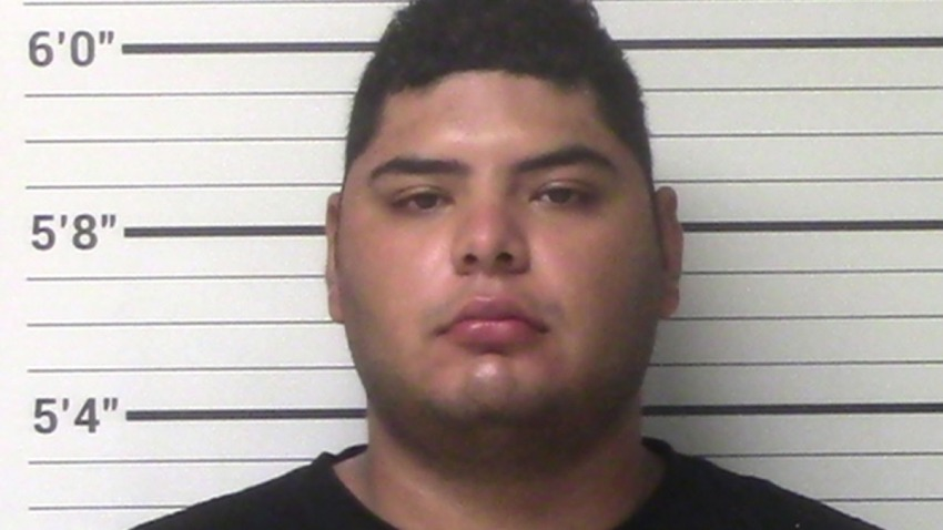 Isaac Barboza, Jr., arrestado