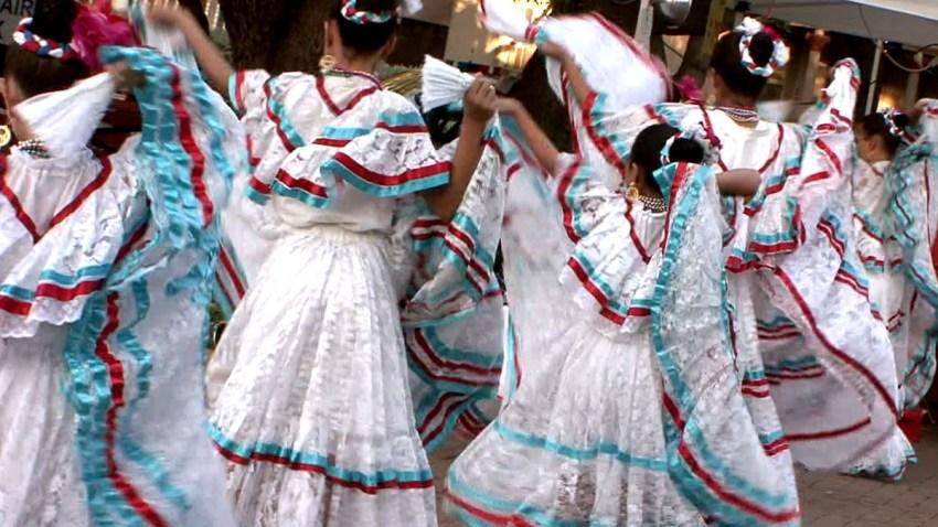 Fiestas Patrias en San Antonio