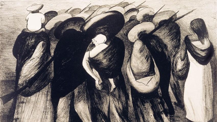 Obra de José Clemente Orozco