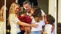 Leopoldo López llega a Madrid tras abandonar residencia del embajador en Venezuela