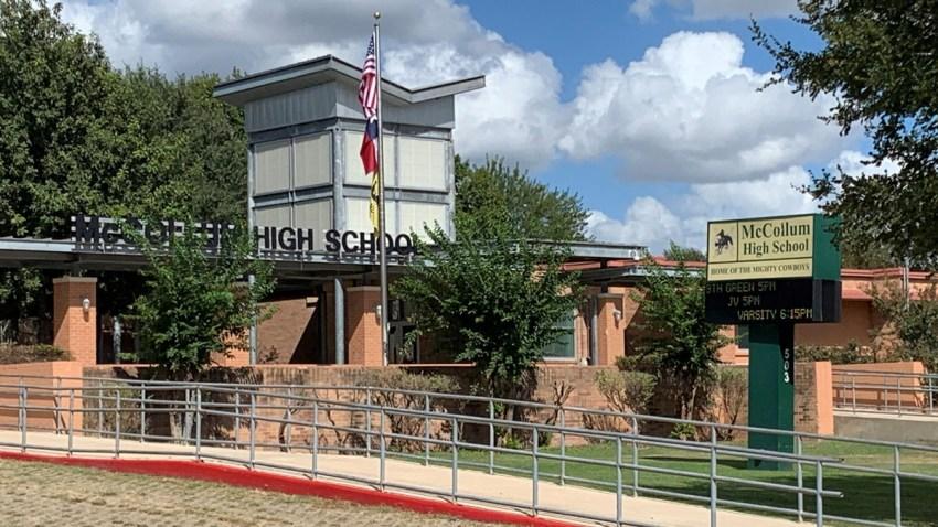 McCollum High School en San Antonio