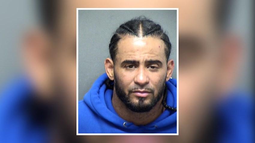 Orlando Martínez arrestado