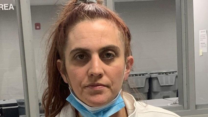 Pricilla Mitchell arrestada