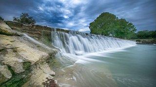 Blanco State Park en Texas