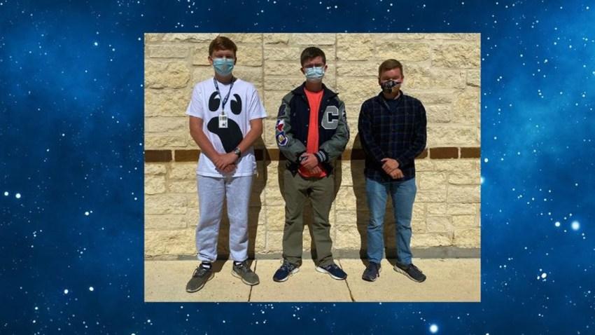 Estudiantes de Boerne ISD entran a programa de la NASA