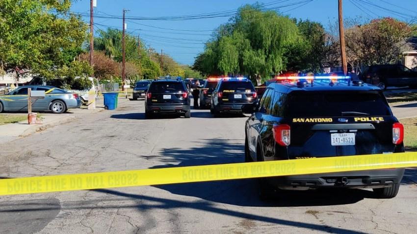 Hombre herido en balacera en Hicks Avenue