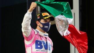 """Sergio """"Checo"""" Pérez, piloto mexicano de F1"""