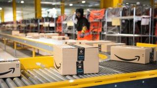 Instalaciones de Amazon
