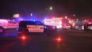 Mujer muere atropellada en el Loop 410