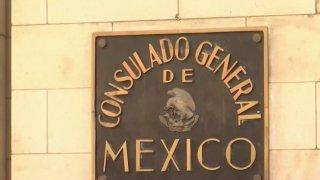 Consulado mexicano en San Antonio