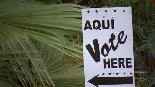 Anuncio de vote aquí