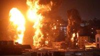 Israel bombardea túneles milicianos en la Franja de Gaza