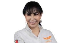 Fotografía de Alma Rosa Barragán, candidata asesinada en México