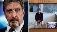 Hallan muerto al magnate creador del antivirus McAfee, quien esperaba una extradición a EEUU