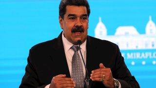 Nicolás Maduro habla sobre las negociaciones con la oposición