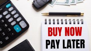 """ofertas de """"compra ahora y pagua después"""""""