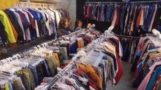 Clothes Closet en NEISD