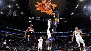 Juego 1 Finales NBA: Suns vs. Bucks, las mejores defensivas en busca del título