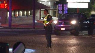 Hombre muere atropellado en O'Connor Road