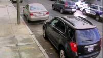 MASSACHUSETTS - Un video de vigilancia capturó el momento en que un patrullero de la policía de Boston arrolló a una niña alrededor de las 7:00 p.m. del...