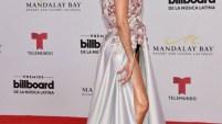 En la alfombra roja de los premios Billboard de la Música Latina todo podía pasar. Mira el video aquí.