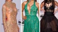 La alfombra roja de los premios Billboard fue un derroche de belleza y sensualidad.Mira el video aquí.