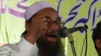 Hafiz Saeed fue arrestado en Pakistán en conexión con los ataques en Mumbai en el 2008 que dejaron 166 muertos.