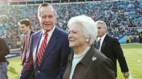 """Hacemos un repaso de las razones extraordinarias por la cual siempre recordaremos a la exprimera dama Barbara Bush, conocida como """"la abuela de todos""""."""