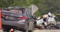 La tragedia ocurrió en una autopista en Nueva York.