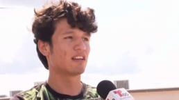 Habla adolescente estadounidense tras ser liberado por ICE