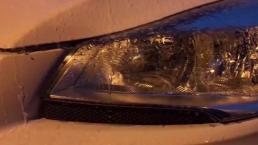 Hielo en las carreteras causa cierres y accidentes