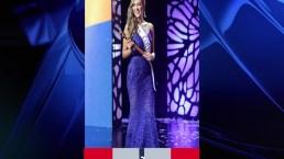 La flamante nueva Señorita Colombia